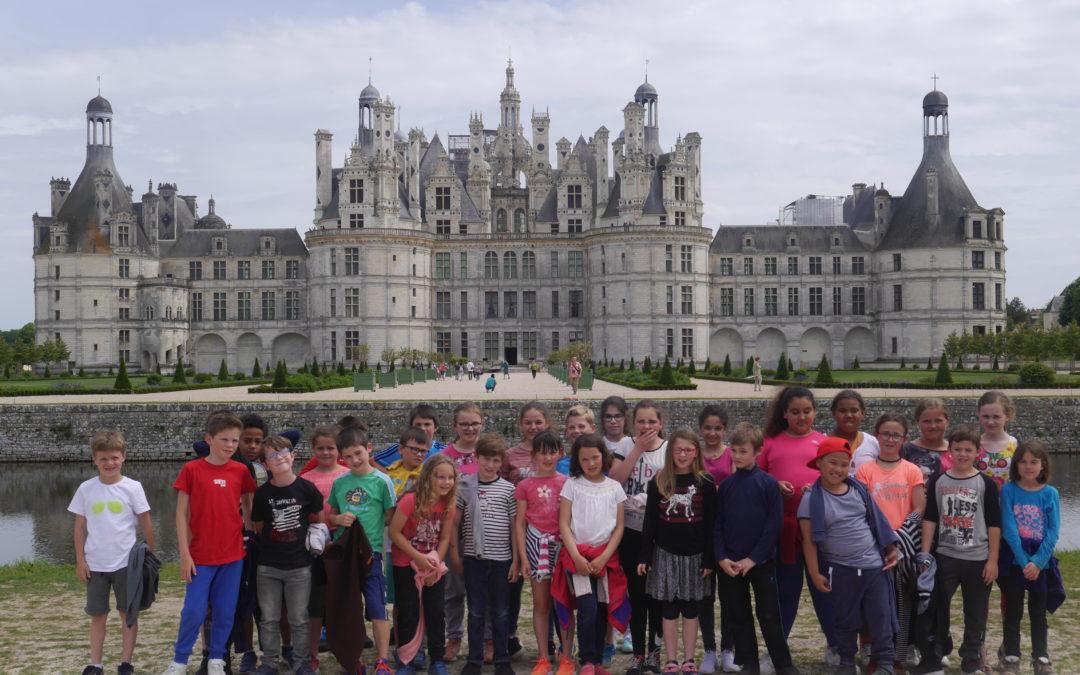 Photo 1er Jour Châteaux de la Loire