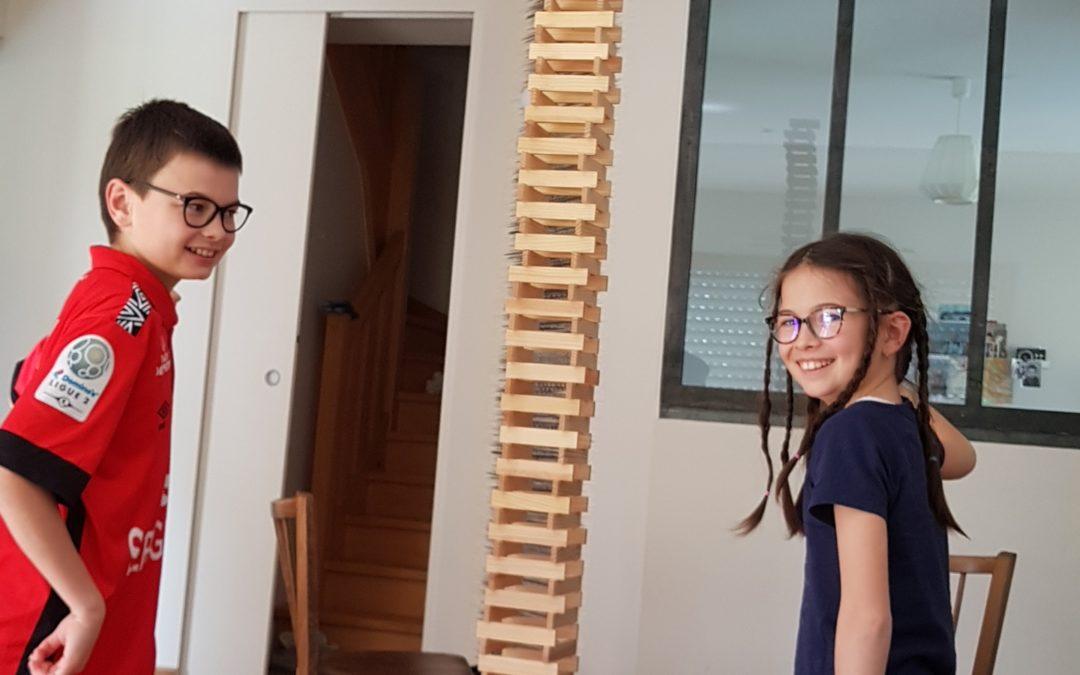 Défi de la tour la plus haute