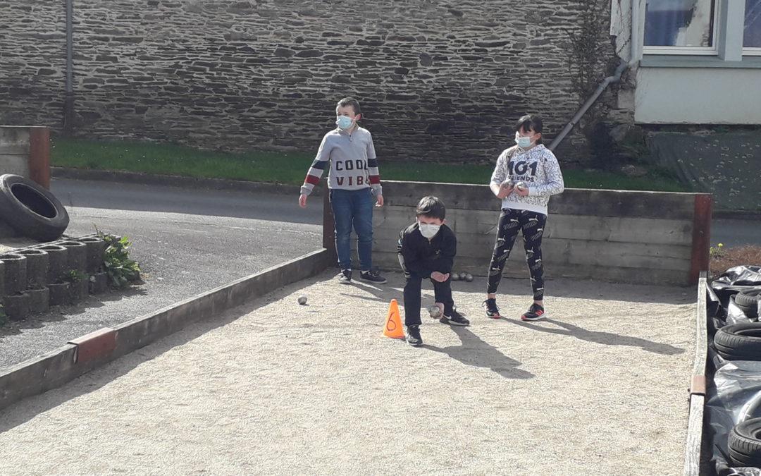 Jeux de boules
